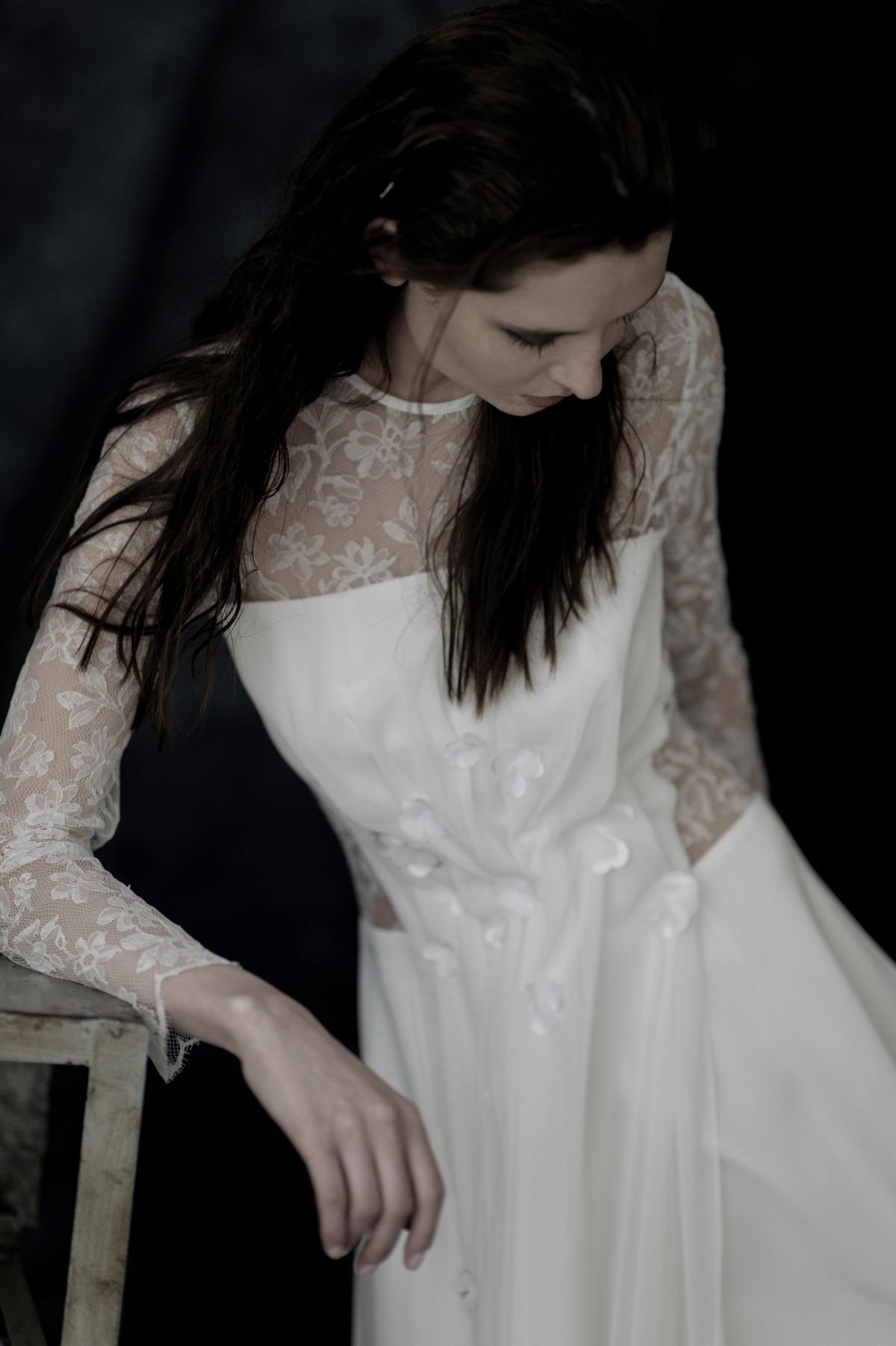 Brautkleid Heather therese&luise